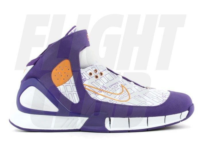 buy online 494ce abf4e nike air zoom huarache 2k5 wc -- best bball shoes to play in ...