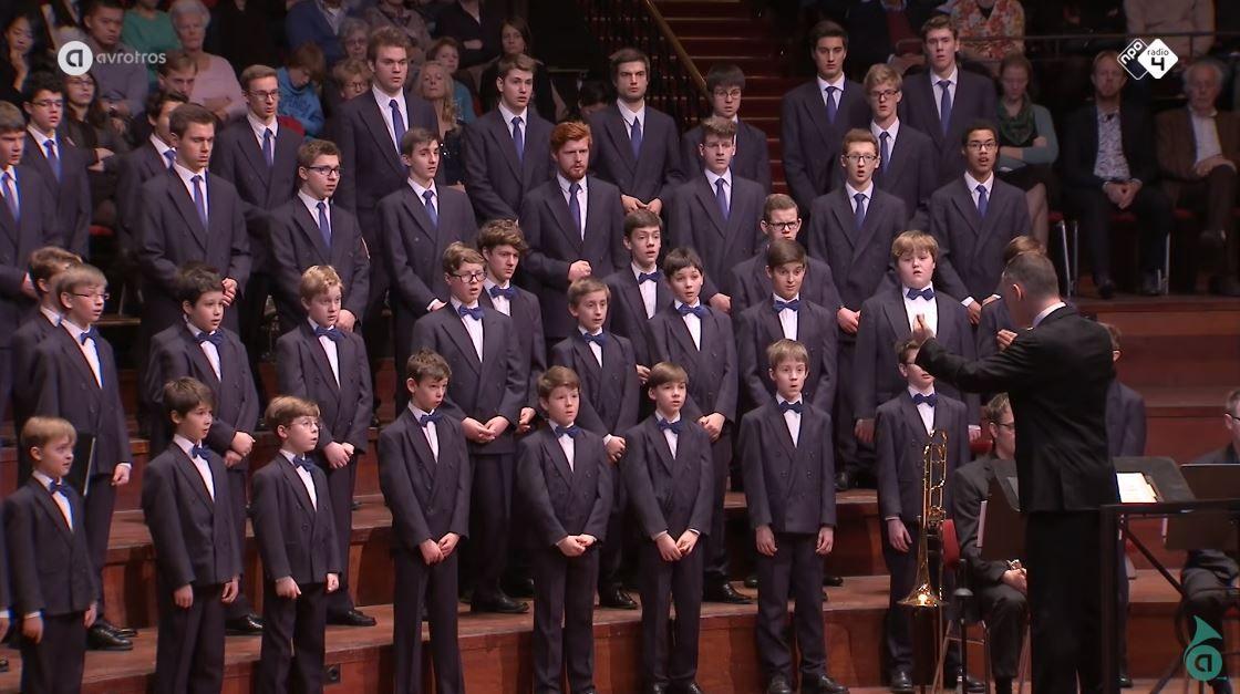 German Christmas Carols – Windsbacher Knabenchor, Martin Lehmann, Modern Slide Quartett (HD ...