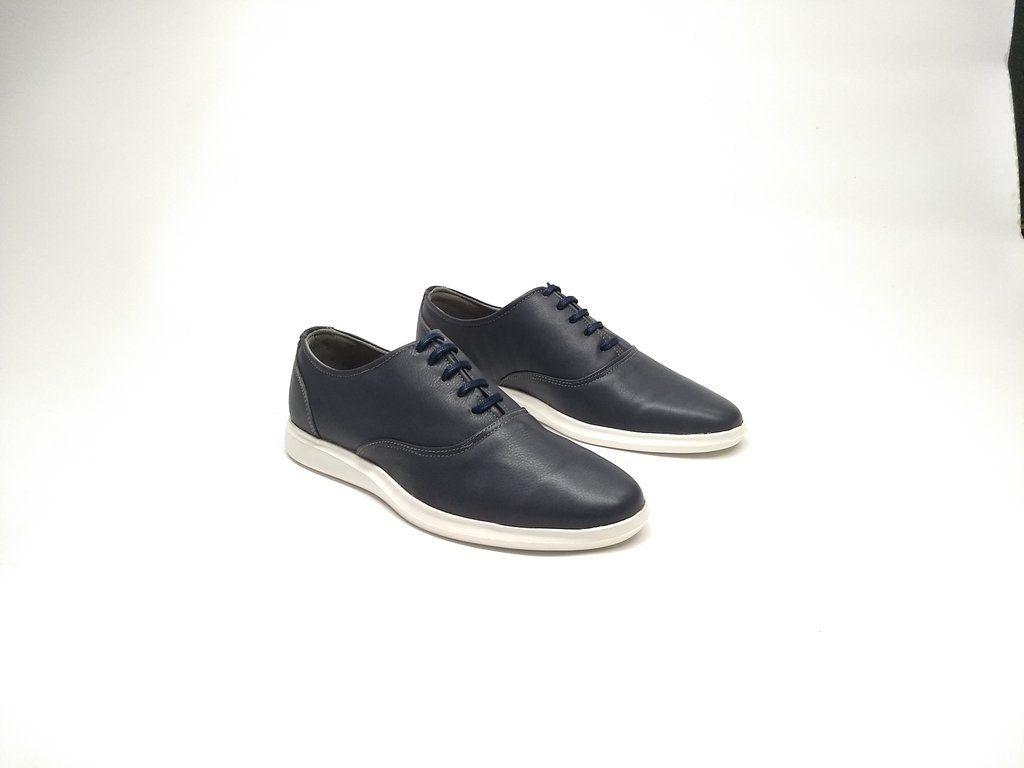Zapatilla de cuero Gris Tiburon | Zapatillas de cuero, Cuero gris y ...