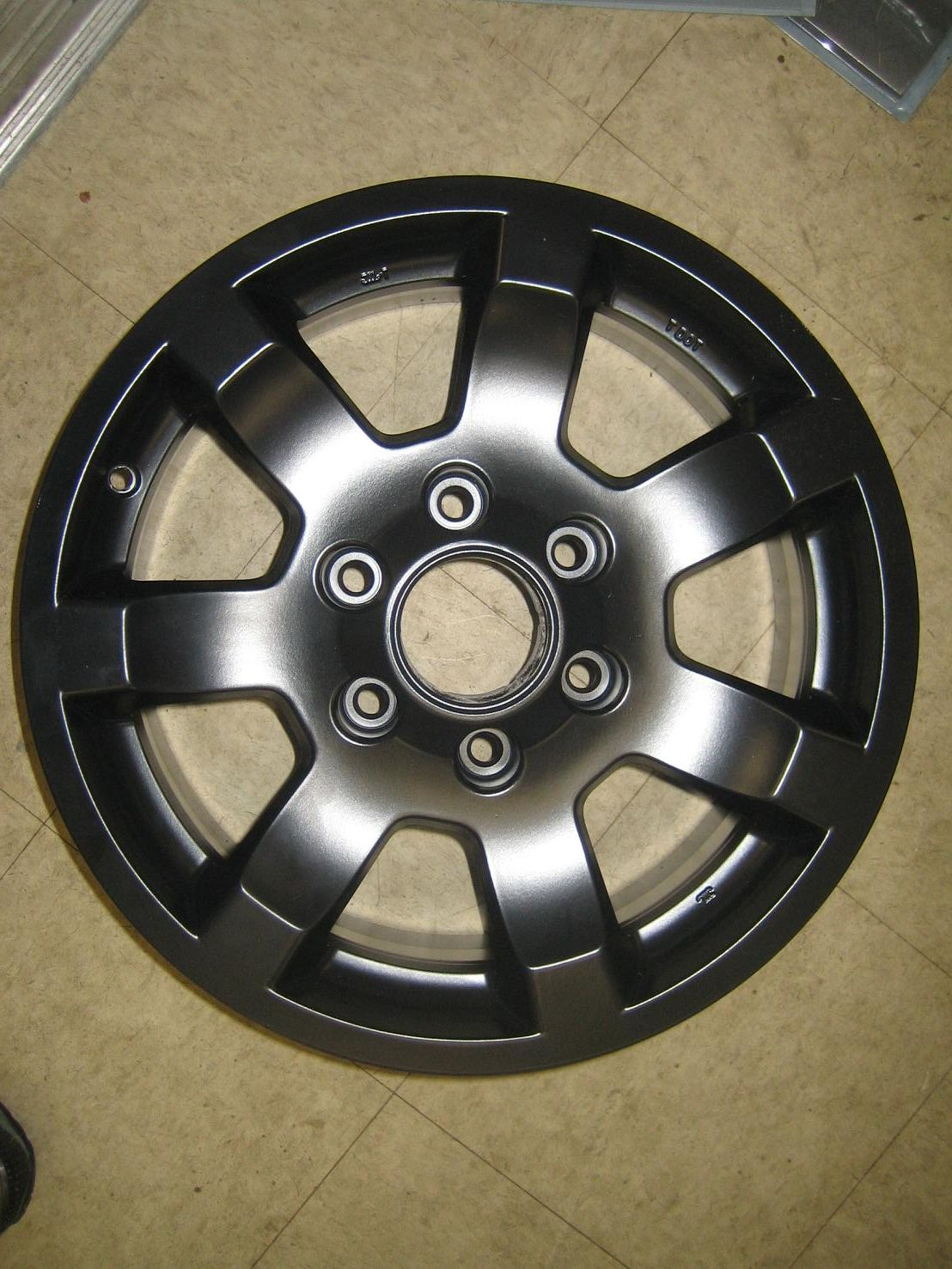 Black Powder Coated Rims Find the Classic Rims of Your