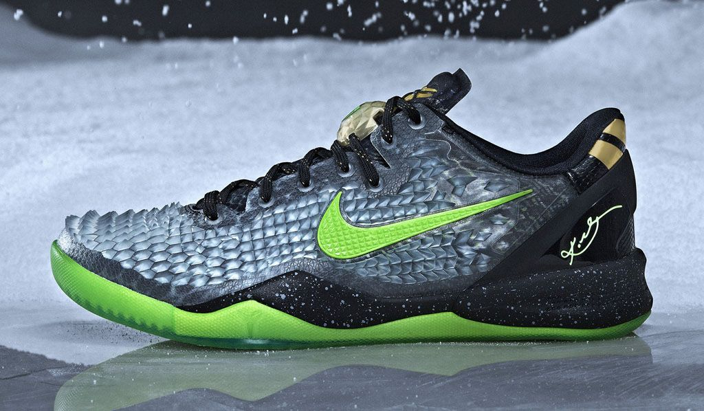 Nike Basketball 2013 Christmas Pack Kobe 8 SS | Shoes | Pinterest ...