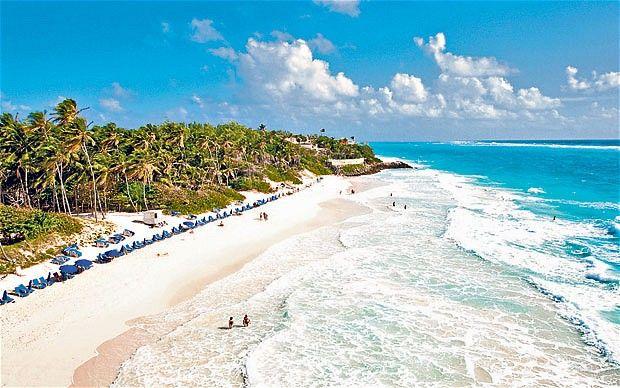 #BARBADOS - o país mais oriental do #Caribe. Voce pode relaxar nas areias cor-de-rosa e mergulhar nas águas cristalinas ou sair de jipe pelo interior, percorrendo florestas e visitando antigas fazendas de cana de açúcar e fábricas de rum. Pacote de #viagem com saídas diárias. http://goo.gl/9sdmqo