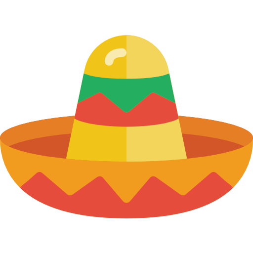 Mexican Hat Free Vector Icons Designed By Smashicons Vector Icon Design Vector Free Vector Icons