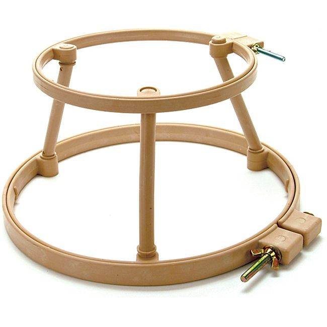 Morgan Embroidery Combo Hoops Lap Stand - Overstock™ Shopping - Big ...