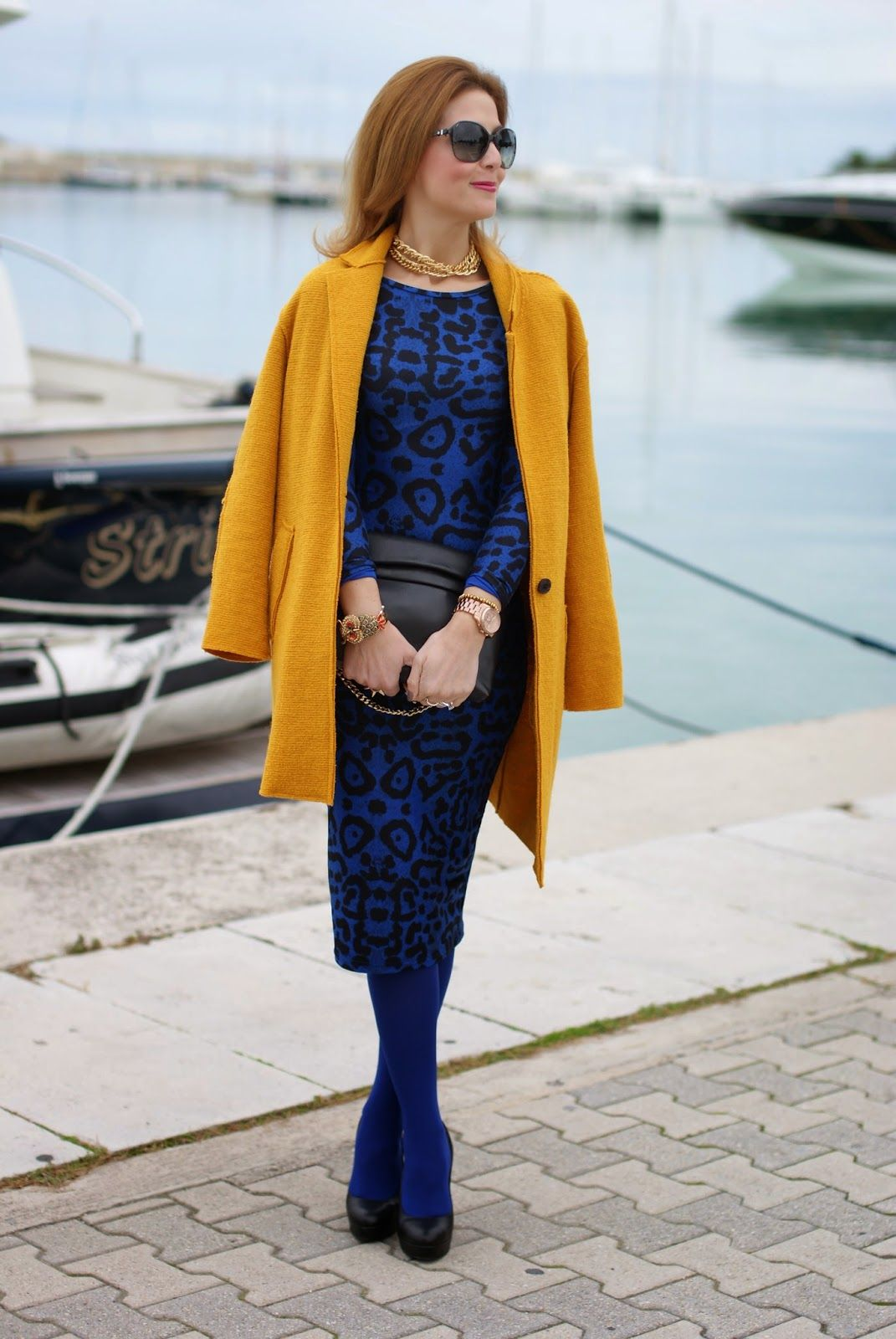 Mustard coat, cappotto senape, Fashion and Cookies, fashion blogger, fashion blog