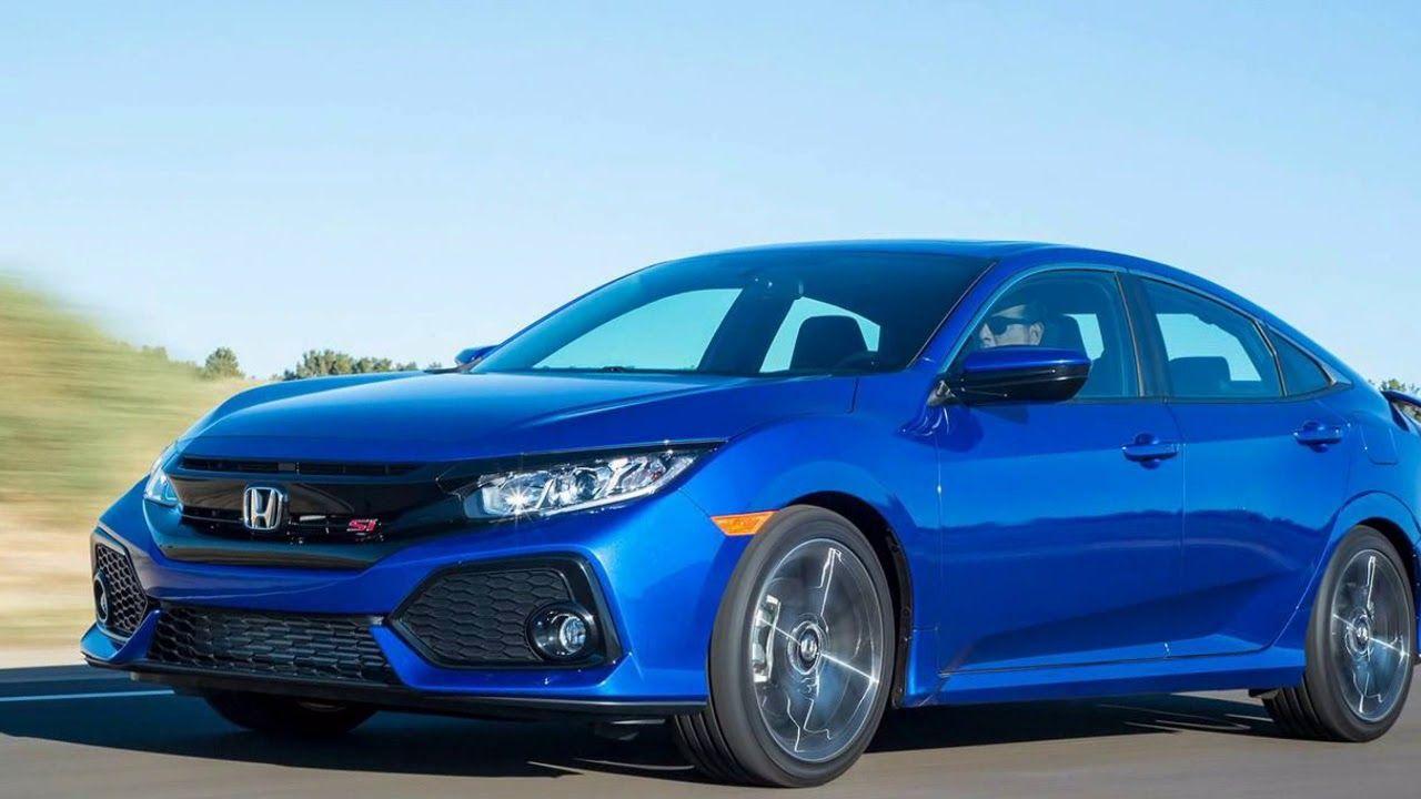 Honda Civic Si 2018 Affordable Price And Comfortable Fun Https://