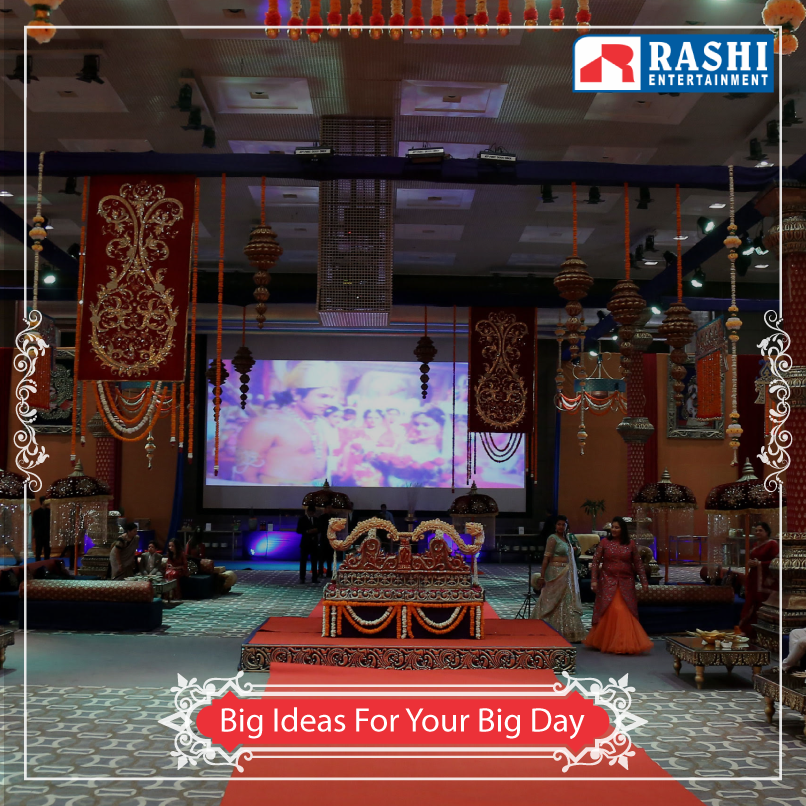 Refine Your #wedding Style With Perfect Decor For Wedding
