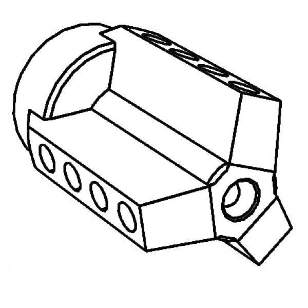 Wix Fuel Filter Suppressor