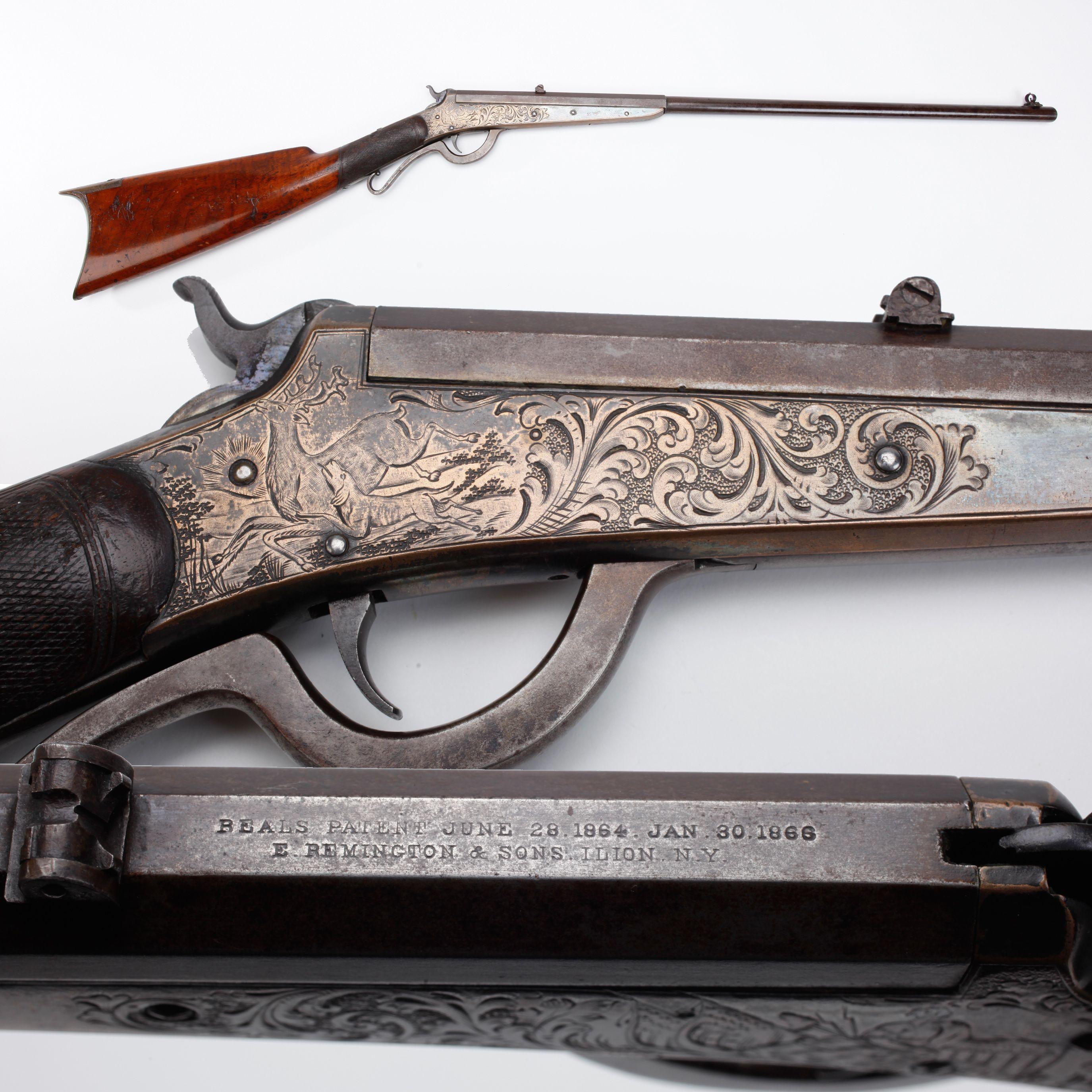 Annie Oakley Rifle Heritage Malta