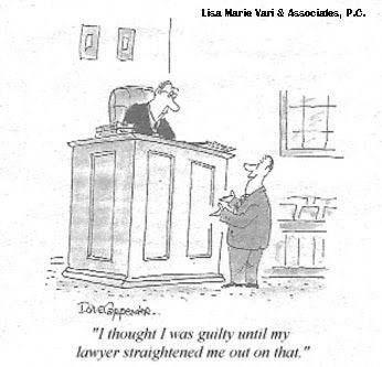 Lawyer Joke Appeal Attorney Funny Arrested Criminal Family