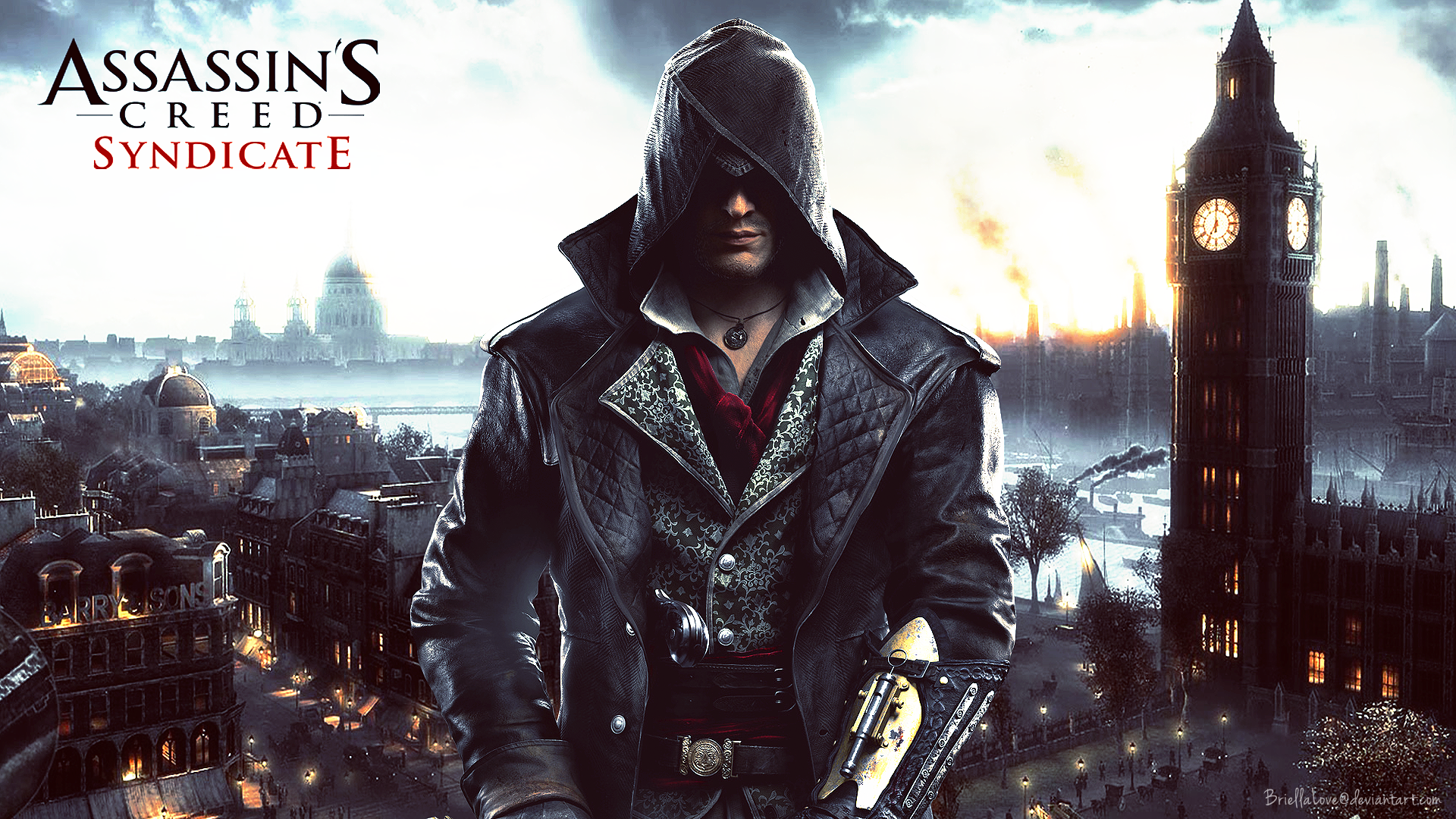 Assassin S Creed Syndicate Hd Wallpaper By Briellalove Deviantart