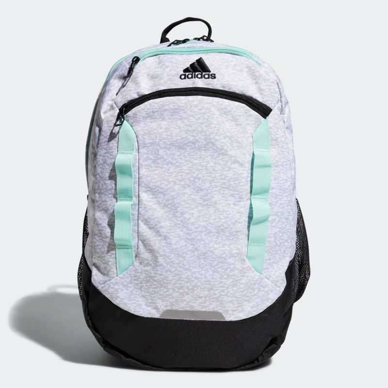 af1600587b Adidas Excel IV Backpack Accessories (Light Grey Mint)  jcpenneywallets