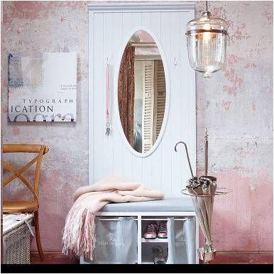 wand im shabby chic streichen shabby chic shabby und w nde. Black Bedroom Furniture Sets. Home Design Ideas