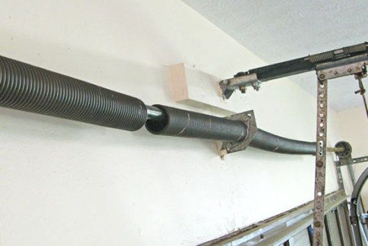 Garage Door Spring Replacement Garage Door Spring Repair Broken