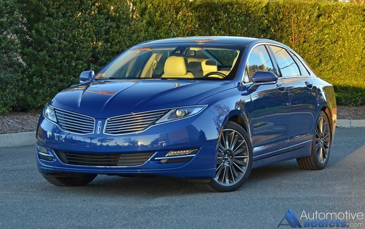 Nice Lincoln 2017: 2015 Lincoln MKZ 3.7 AWD Black Label Quick Spin