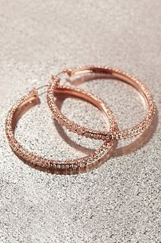 I <3 rose gold jewelry!