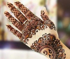 New Beautiful Simple Indian Mehndi Designs 2017 2018 For Hands