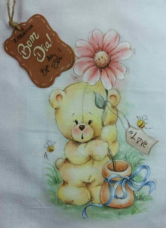 Pin by laura olivia torres on proyectos variados pinterest baby baby quilt patterns baby painting baby quilts teddy bear cold porcelain cute bears plush teddy bears painting on fabric kids fashion altavistaventures Choice Image