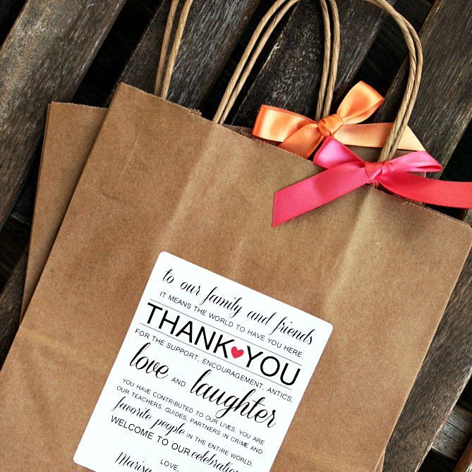 Personalized Thank You Wedding Welcome Bag Wedding Guest Bags Hotel Welcome Bags Wedding Welcome Bags Welcome Bags Wedding Welcome Bags Wedding Guest Bags Welcome Bags