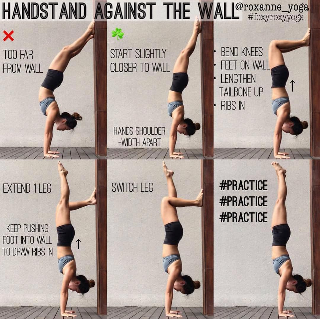 How to Work up to a Handstand Push Up forecasting