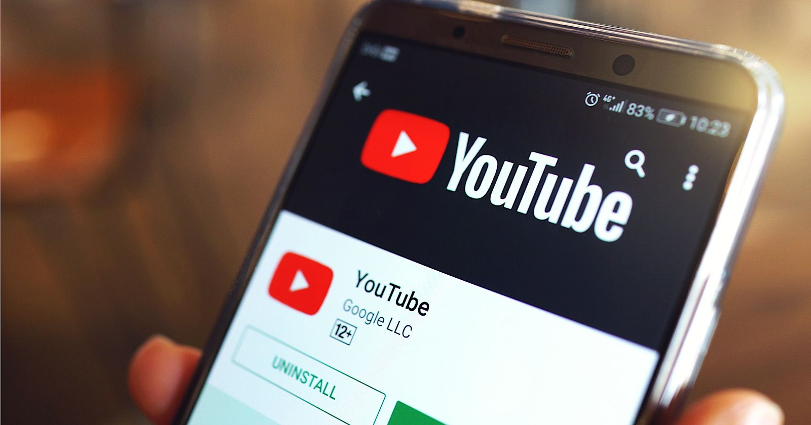 YouTube Replaces the 'Trending' Tab With New 'Explore' Tab
