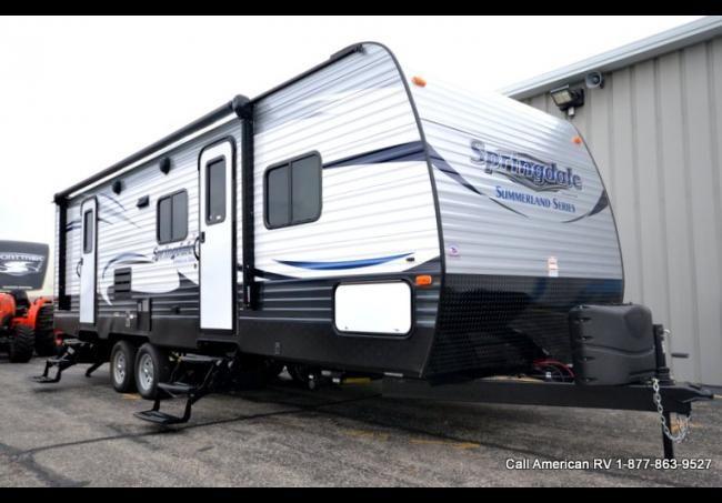 2016 Keystone Springdale Summerland 2720bh Camping World Rv Rv
