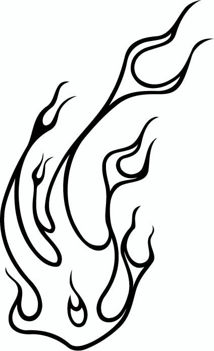 Tribal Tattoo Designs Tribal Flames Tattoo Designs ...