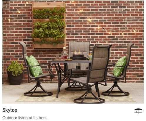 Outdoor Patio Furniture Collections With Lowe S