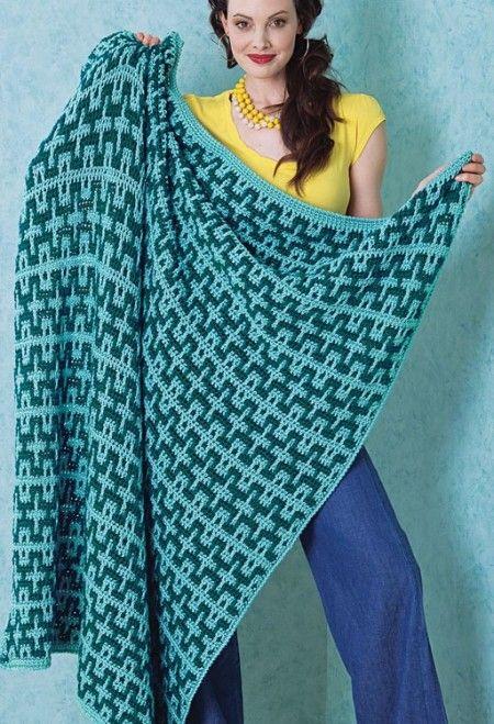 Free Crochet Afghan Patterns Red Heart Yarn Crochet Blankets