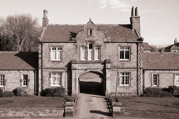 My grandmother Edith and mother Freda ended up in the harsh surrounds of the Ripon workhouse.