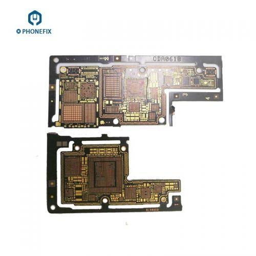 iphone 8 plus x motherboard repair parts bare pcb circuit board for rh pinterest com