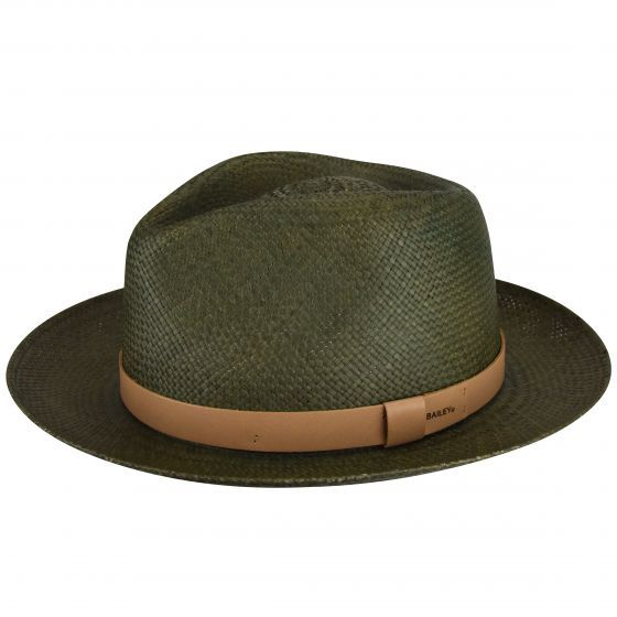 ae146b2cacba7 The Gelhorn is a hand woven genuine Panama hat from Ecuador in a Brisa  weave.
