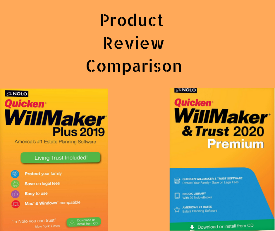Quicken Home And Business 2020 Download.A Comparison Product Review Of Quicken Willmaker Plus 2019
