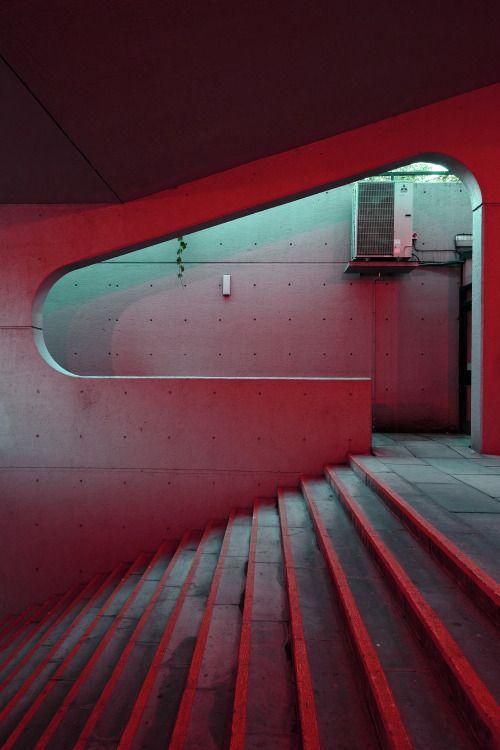 Find the pattern cyberpunk futurism concept art for Cyberpunk interior design