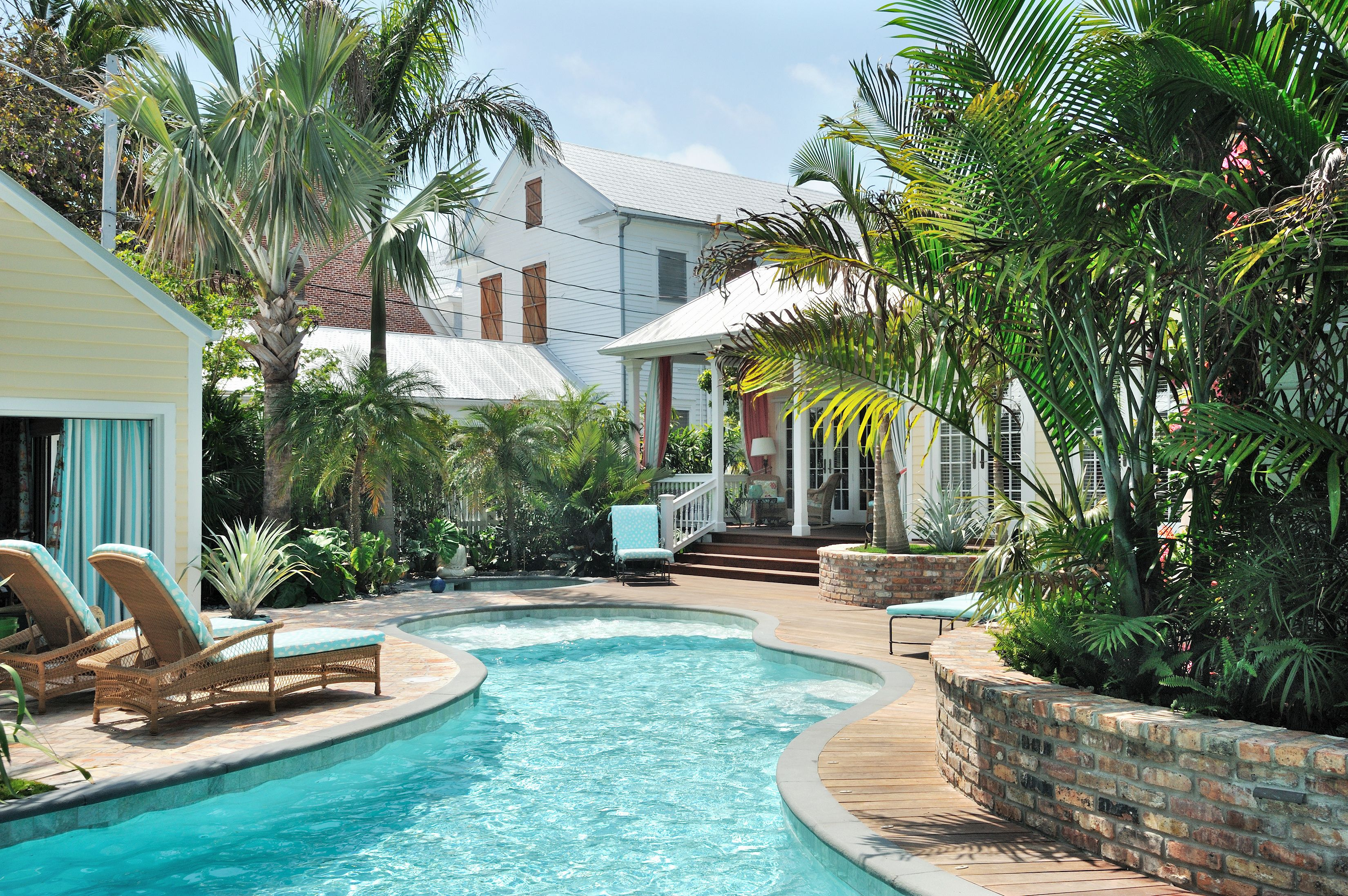 Craig Reynolds, Key West, Landscape Design, Hardscape ...