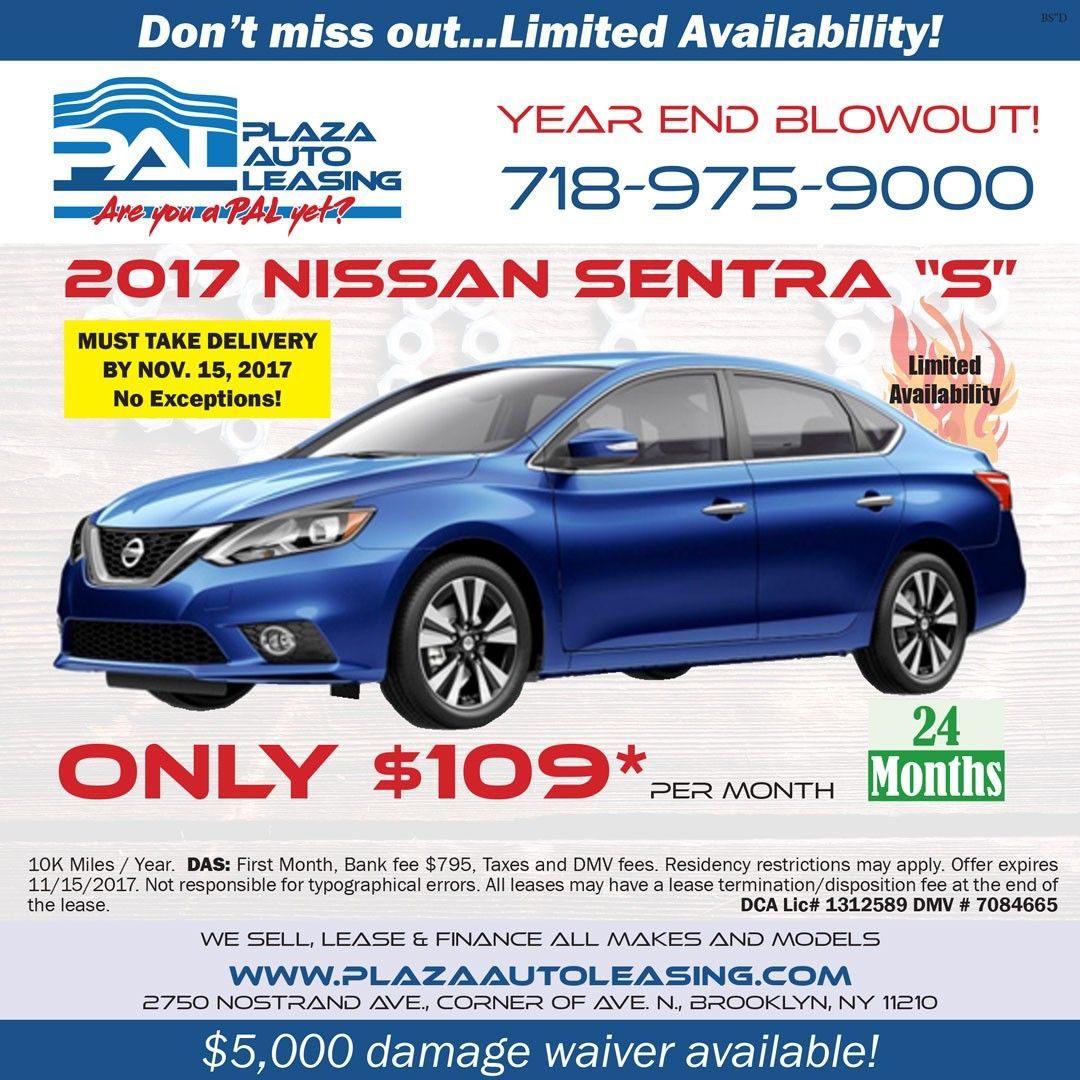 Pin By Plaza Auto Leasing & Sales On Special Offers
