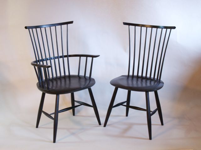Hand Made Windsor Chairs By Timothy Clark Cabinetmaker Chairwright Of Waltham Vermont