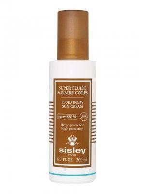 Sisley Soleil Fluid Body Sun Cream Spray SPF30 UVA