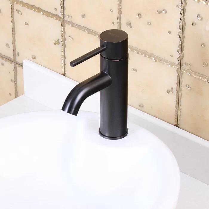 2 Greps Servantarmatur 210 Med Opploftventil Bathroom Solutions