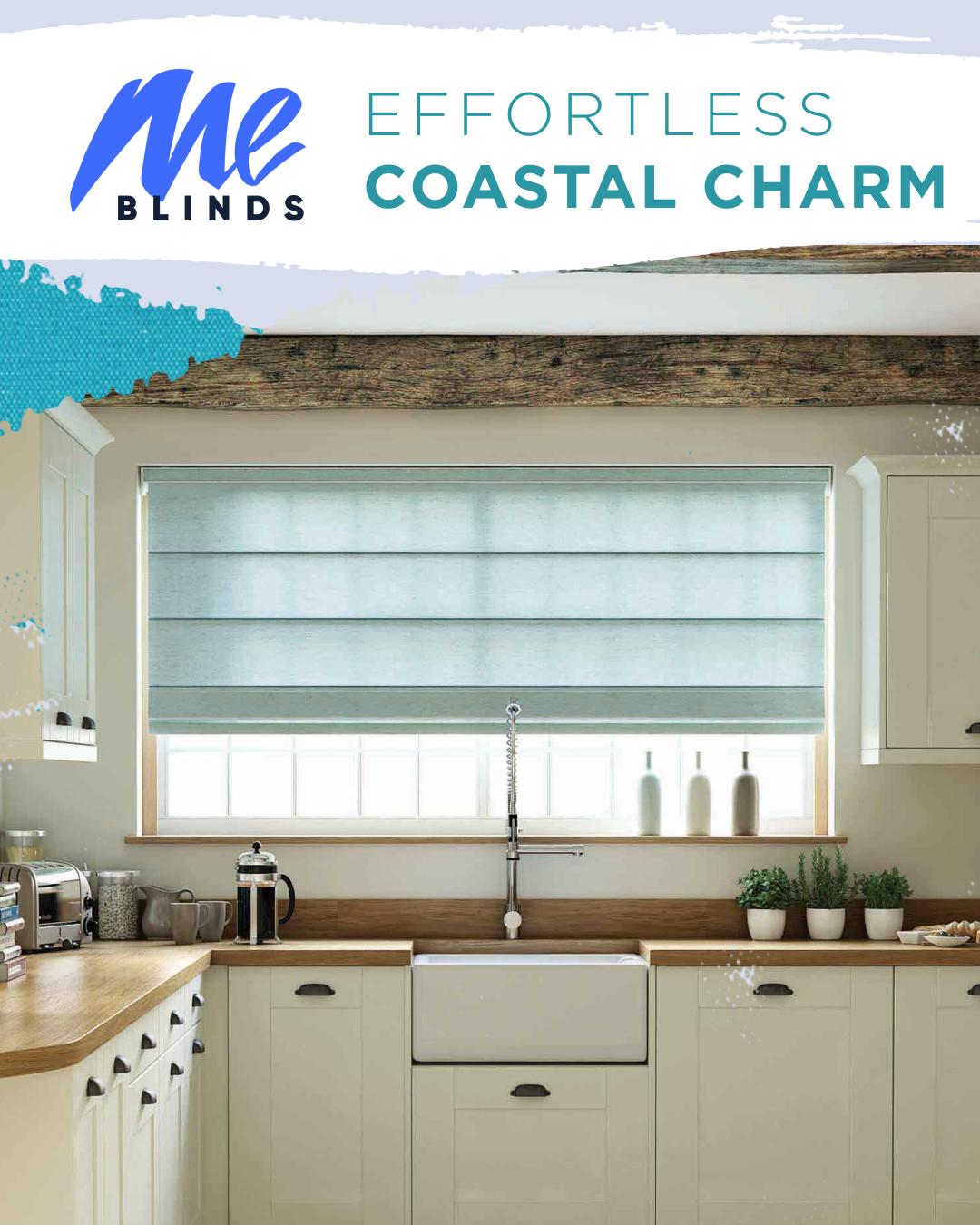Coastalhome Interior Design: Blue Grey Light Filtering In 2020