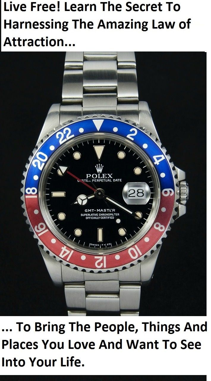 click the link below be free learn how to harness the law of rh pinterest co uk Used Rolex Watches Jaeger- LeCoultre