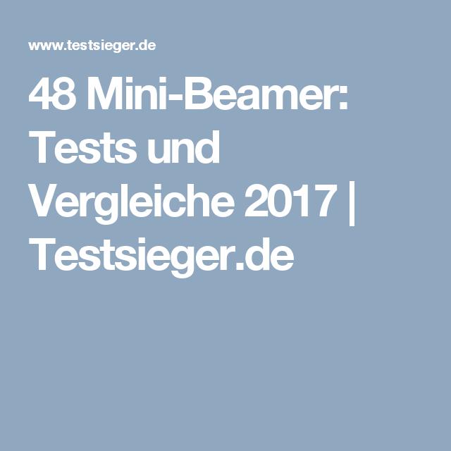 48 mini beamer tests und vergleiche 2017 mit bildern testsieger. Black Bedroom Furniture Sets. Home Design Ideas