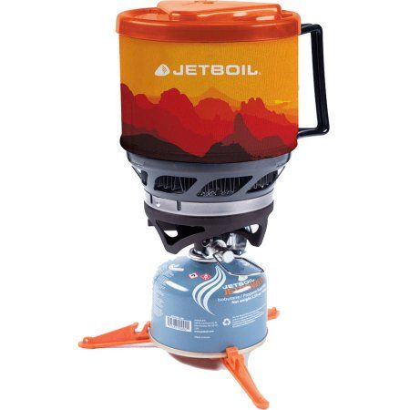 Jetboil Minimo Cooking System, Sunset, Yellow