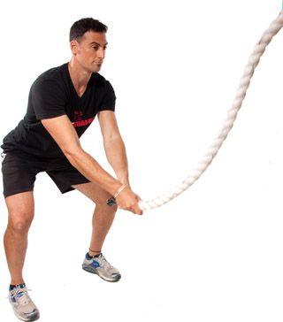 Battle Rope Rubberbanditz Battle Ropes Band Workout Rope Training