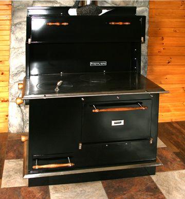 Pioneer Maid wood cookstove