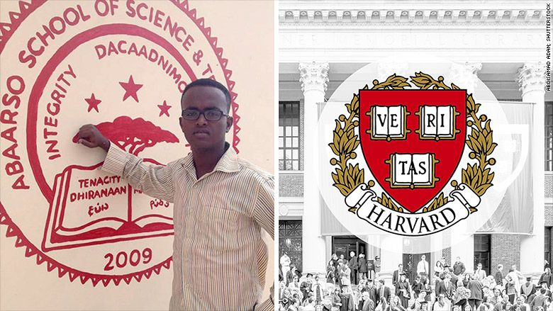 Somaliland to ivy league how one african school gets kids