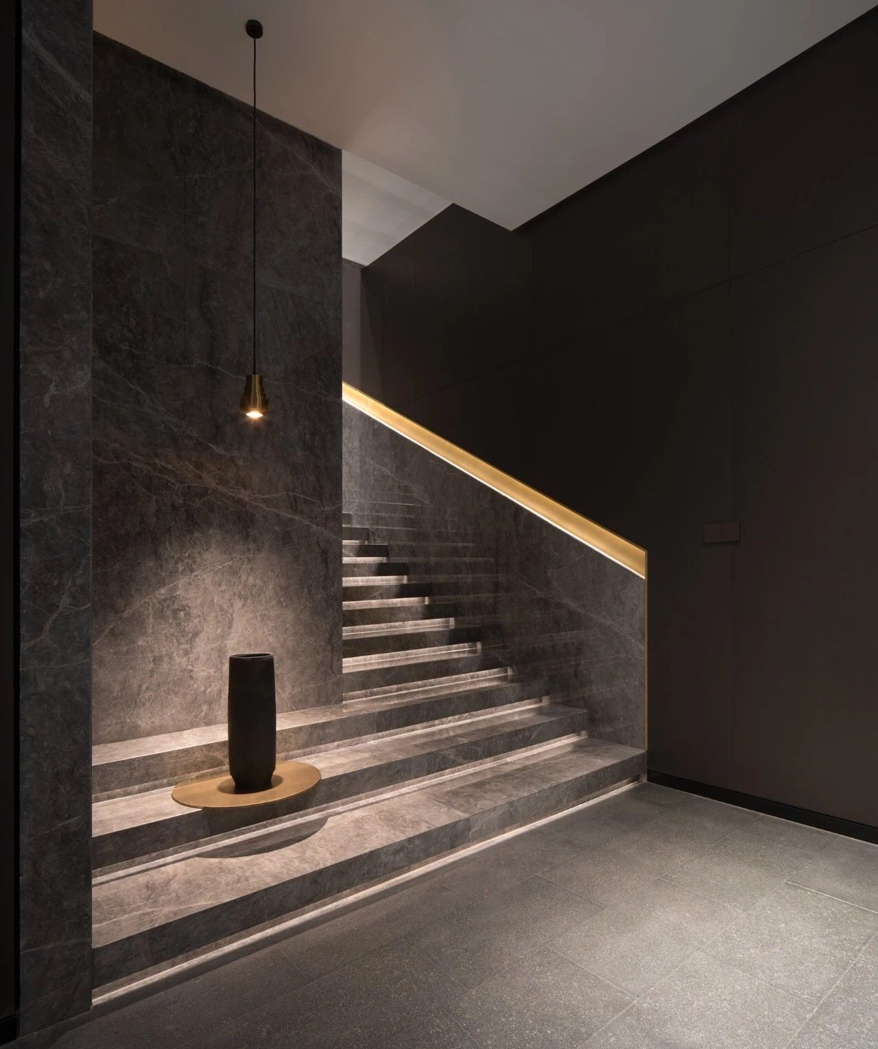 Stunning Staircase And Elevator Design Ideas: Stairs - Designer Unknown