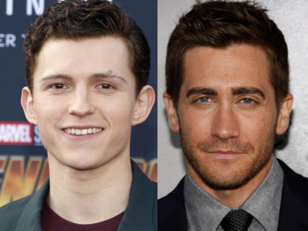 Jake Gyllenhaal Er Will Die Spider Man Rolle Von Tom Holland