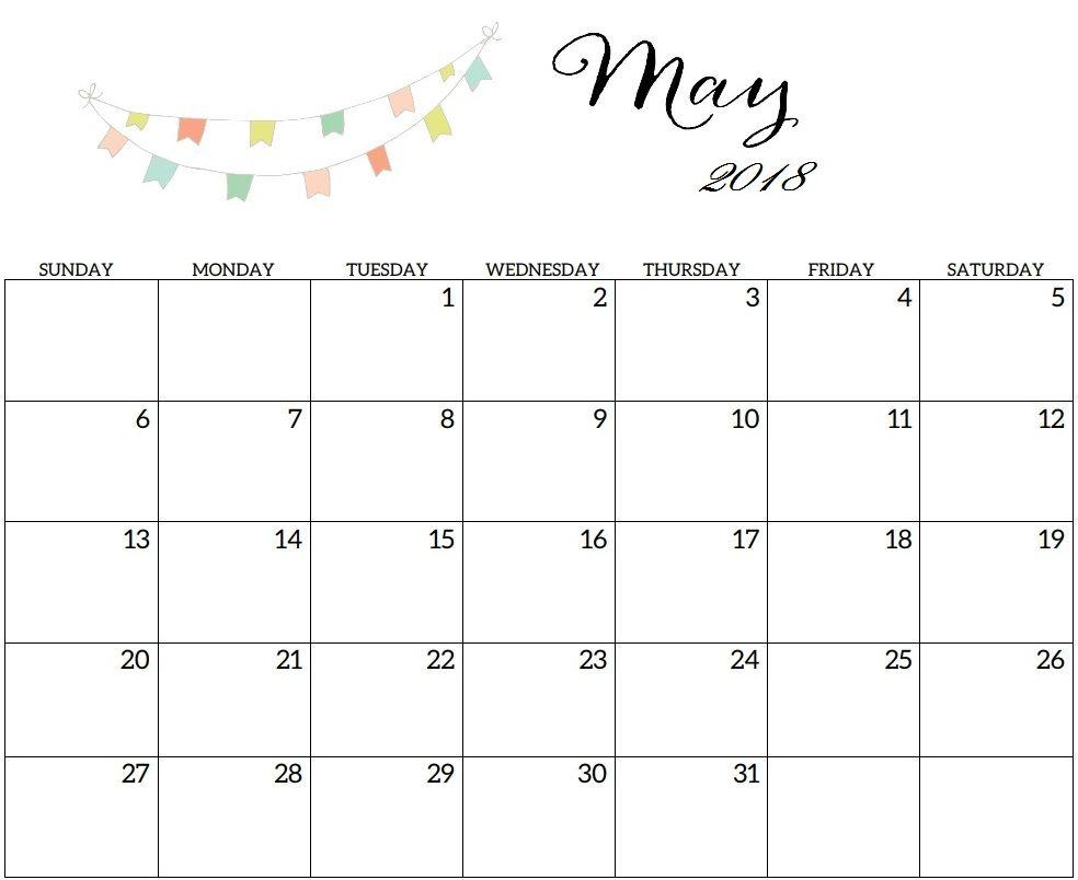 Pin By Calendarbuzz On 2018 Calendar Templates Pinterest