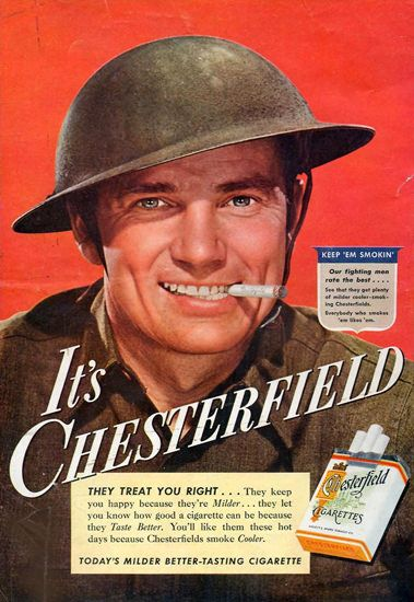 Chesterfield (1942).